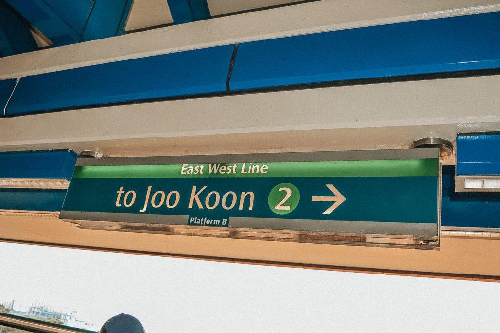 singapore train station