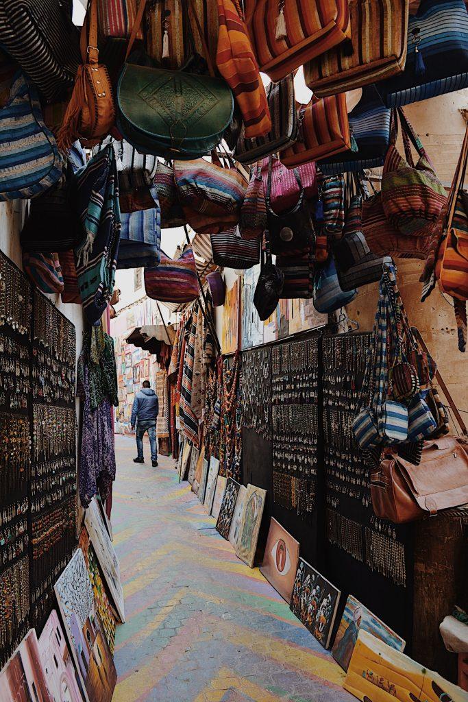 fes morocco Medina