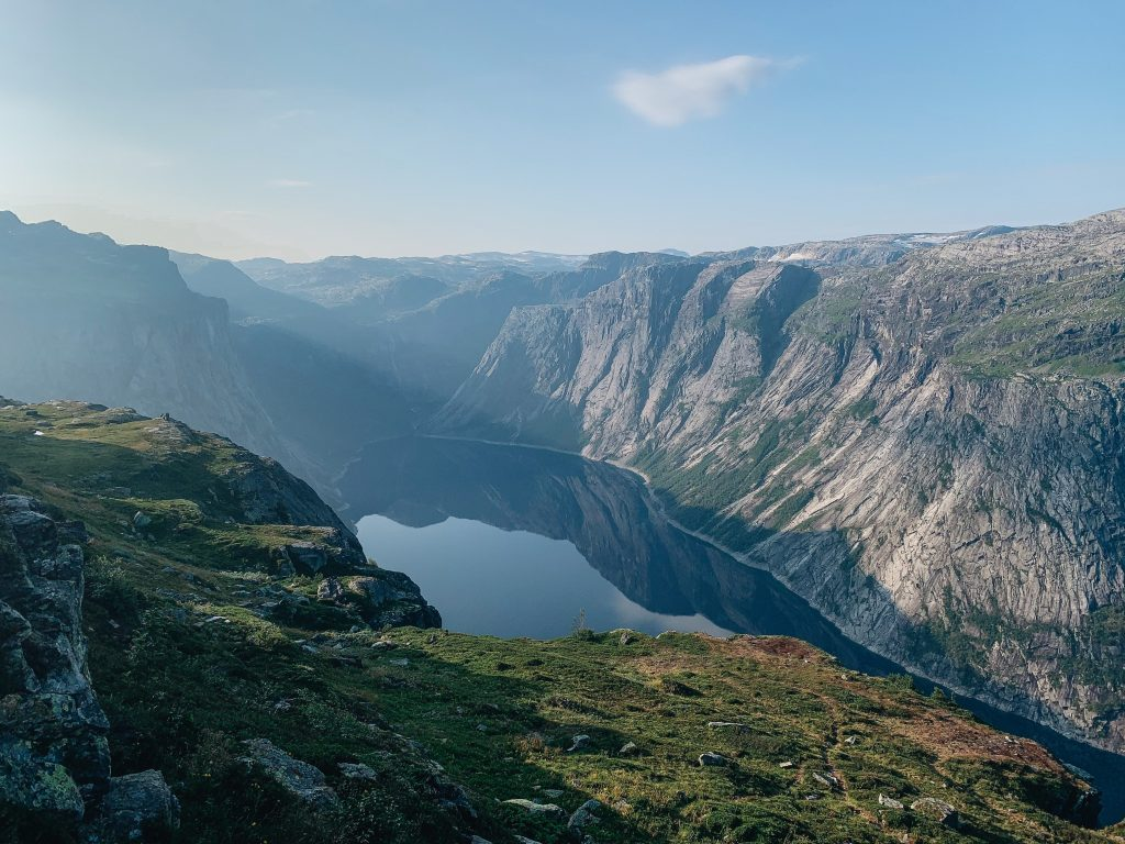 Hike Trolltunga View Norway
