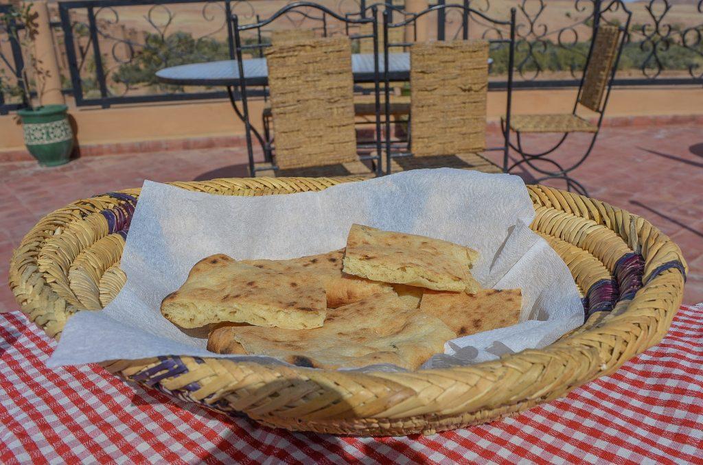 Morocco bread