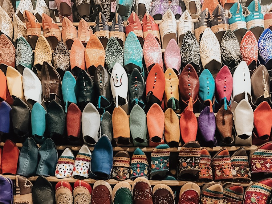 Morocco shoes