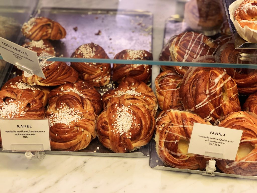 cinnamon buns swedish